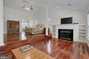 Elegant Hardwood Floors - 42669 SILVERTHORNE CT, BROADLANDS