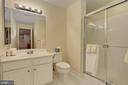 Lower Level Full Bathroom - 42669 SILVERTHORNE CT, BROADLANDS