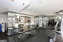 Fitness Center - 1001 N RANDOLPH ST #417, ARLINGTON