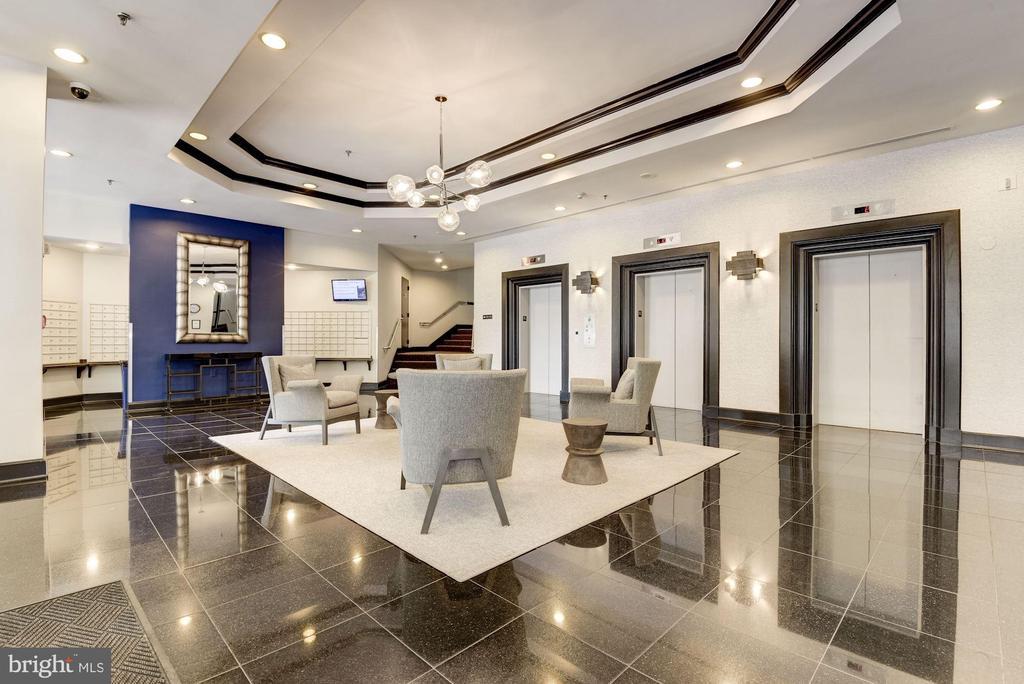 Lobby - 1001 N RANDOLPH ST #417, ARLINGTON