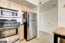 Kitchen - 1001 N RANDOLPH ST #417, ARLINGTON
