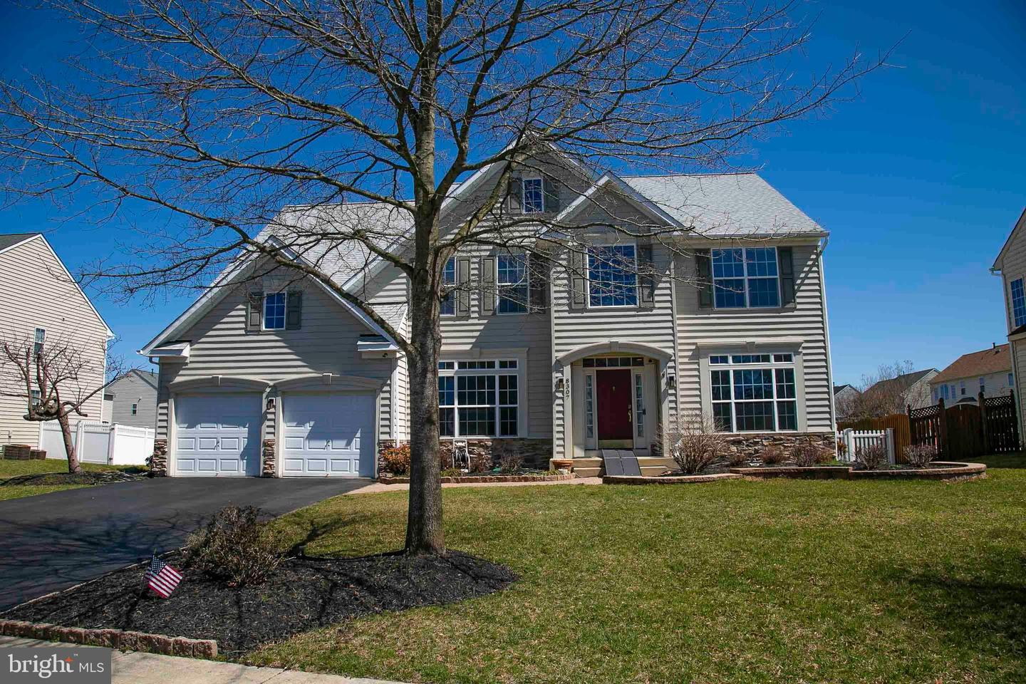 Single Family Home for Sale at 8307 Banister Road 8307 Banister Road Severn, Maryland 21144 United States