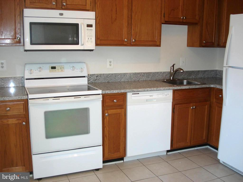 Granite Counter Tops - 16299 TACONIC CIR #89F, DUMFRIES