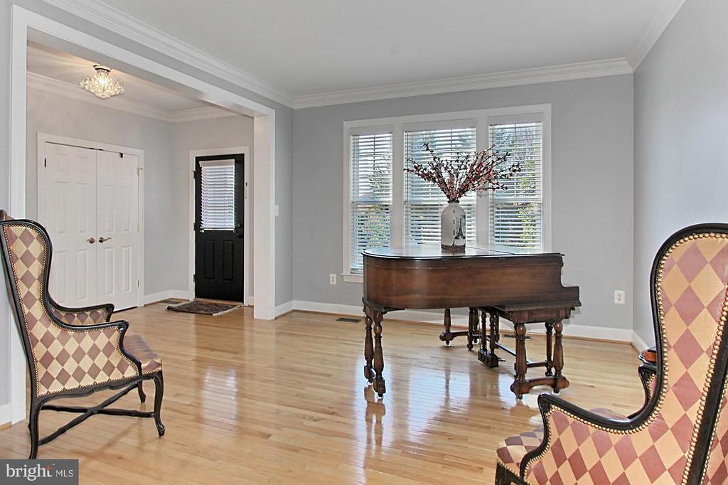 Living room - 42603 GOOD HOPE LN, BRAMBLETON