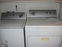 Washer & Dryer - 16299 TACONIC CIR #89F, DUMFRIES