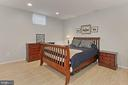 full den in basement that can be used as a bedroom - 42603 GOOD HOPE LN, BRAMBLETON