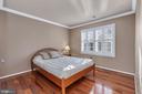 3rd bedroom - 5597 CEDAR BREAK DR, CENTREVILLE