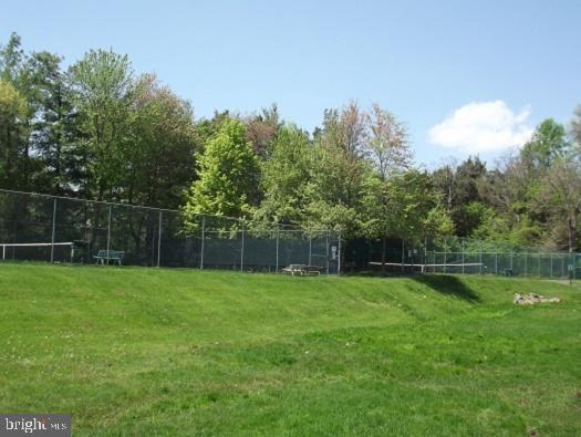 Sports fields and tennis courts - 5597 CEDAR BREAK DR, CENTREVILLE
