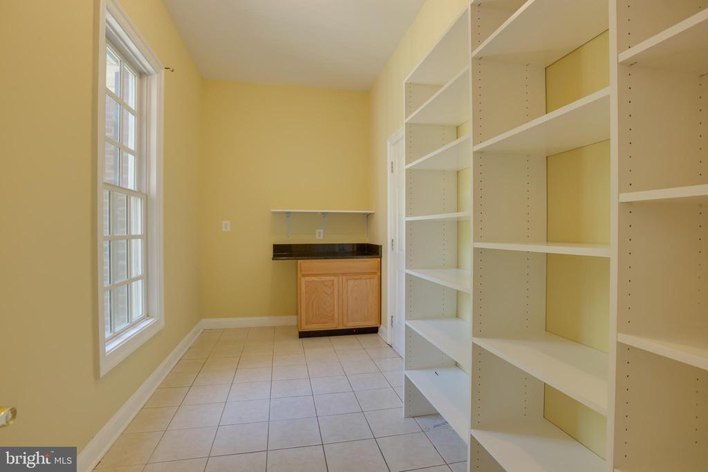 Mud room/pantry - 13610 KALMBACKS MILL DR, FREDERICKSBURG