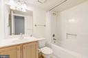 Full Bath - 1001 N RANDOLPH ST #417, ARLINGTON