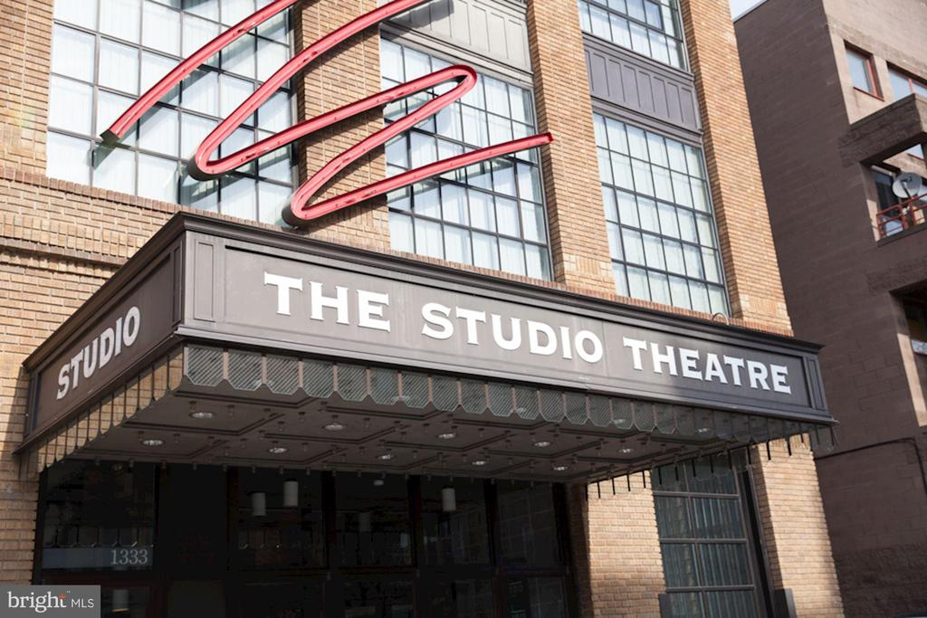 Catch a show at The Studio Theatre! - 1641 13TH ST NW #A, WASHINGTON