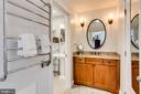 Vanity for Master Suite - 2035 N TAYLOR ST, ARLINGTON