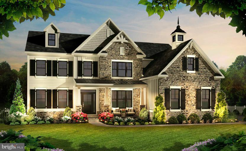 Single Family Homes for Sale at Lower Gwynedd, Pennsylvania 19437 United States