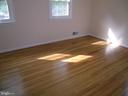 LARGE THIRD BEDROOM - 4312 SOUTHWOOD DR, ALEXANDRIA