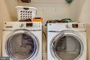 Laundry - 108 TREE LINE DR, FREDERICKSBURG