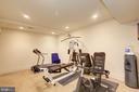 Fitness Room - 1168 CHAIN BRIDGE RD, MCLEAN