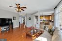 Lots of natural light - 43769 FARMSTEAD DR, LEESBURG