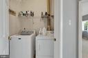 Convenient upper level laundry - 43769 FARMSTEAD DR, LEESBURG