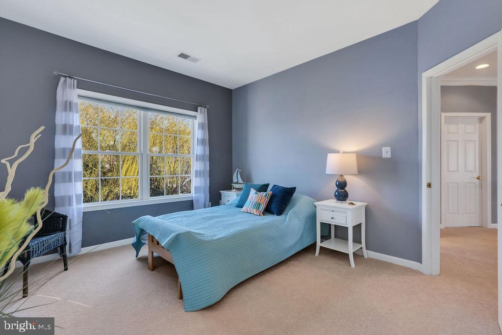 Nicely sized secondary bedrooms - 43769 FARMSTEAD DR, LEESBURG
