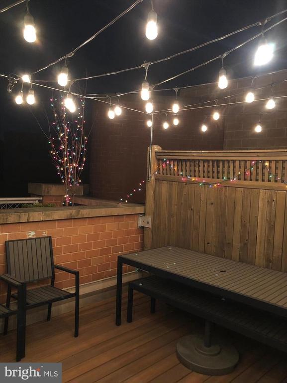 Private Rooftop Deck - 616 E ST NW #1155, WASHINGTON