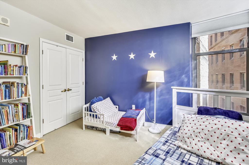 Second Bedroom - 616 E ST NW #1155, WASHINGTON