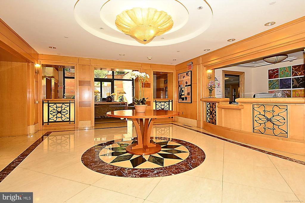 Lobby - 616 E ST NW #1155, WASHINGTON