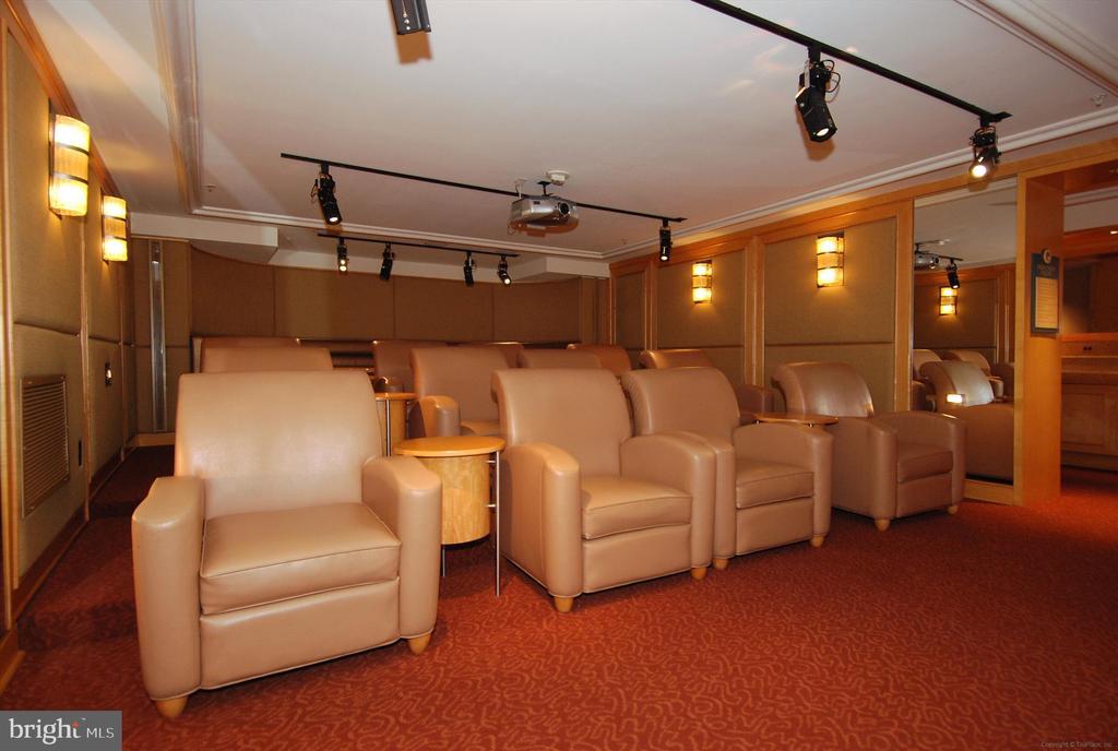 Media Room - 616 E ST NW #1155, WASHINGTON
