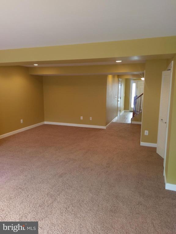 Rec Room/Family Room - 1245 MARE, RANSON