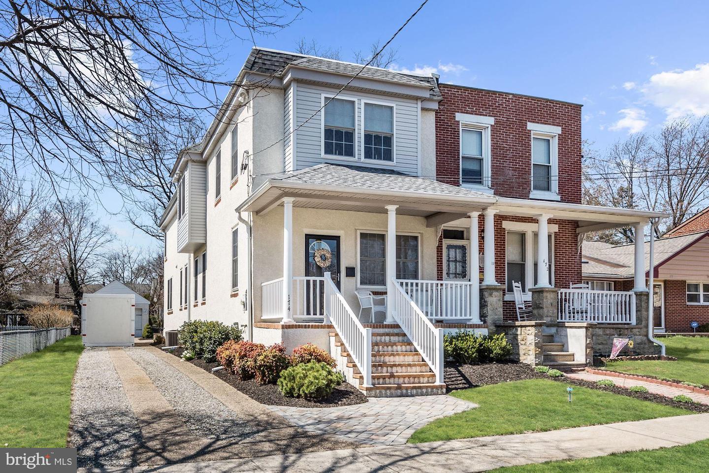 Частный односемейный дом для того Продажа на 174 PROSPECT Street Merchantville, Нью-Джерси 08109 Соединенные Штаты