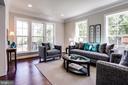 Living Room - 38053 TOUCHSTONE FARM LN, PURCELLVILLE