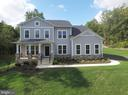 Exterior Front Elevation - 38053 TOUCHSTONE FARM LN, PURCELLVILLE