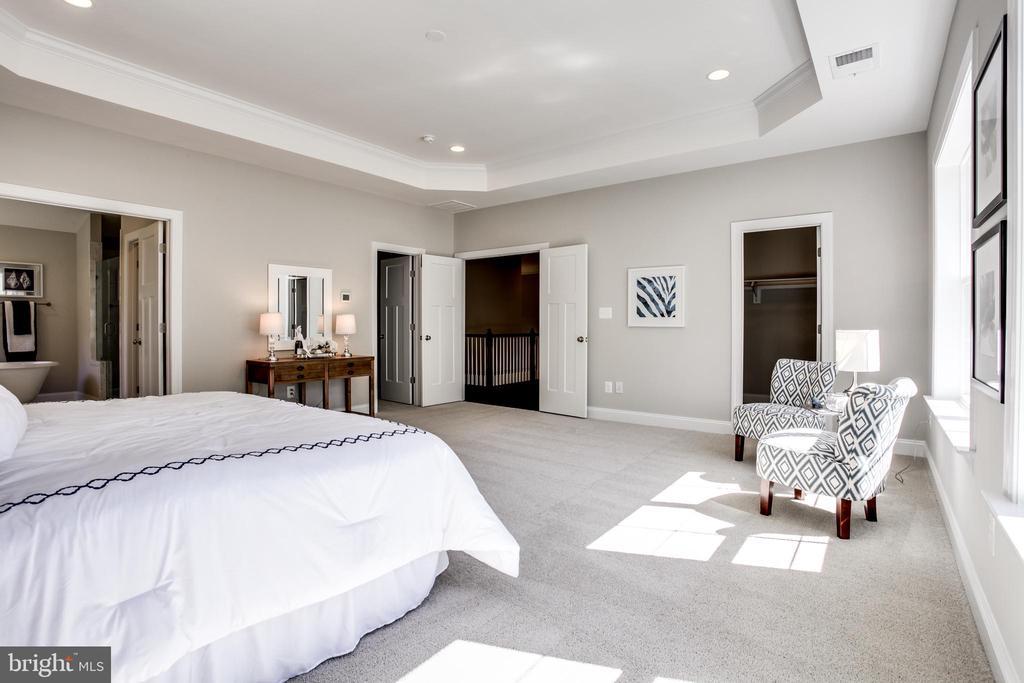 Grand Master Suite - 38053 TOUCHSTONE FARM LN, PURCELLVILLE