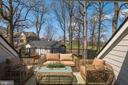 Fourth Floor Deck  Overlooking Golf Course - 2779 N WAKEFIELD ST, ARLINGTON