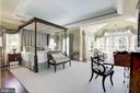 A luxurious master suite - 224 W WINDSOR AVE, ALEXANDRIA
