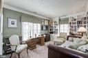 Study adjacent to master suite-- or  a separate BR - 224 W WINDSOR AVE, ALEXANDRIA
