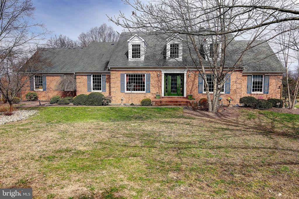 Exterior Front - 5449 MUSSETTER RD, IJAMSVILLE