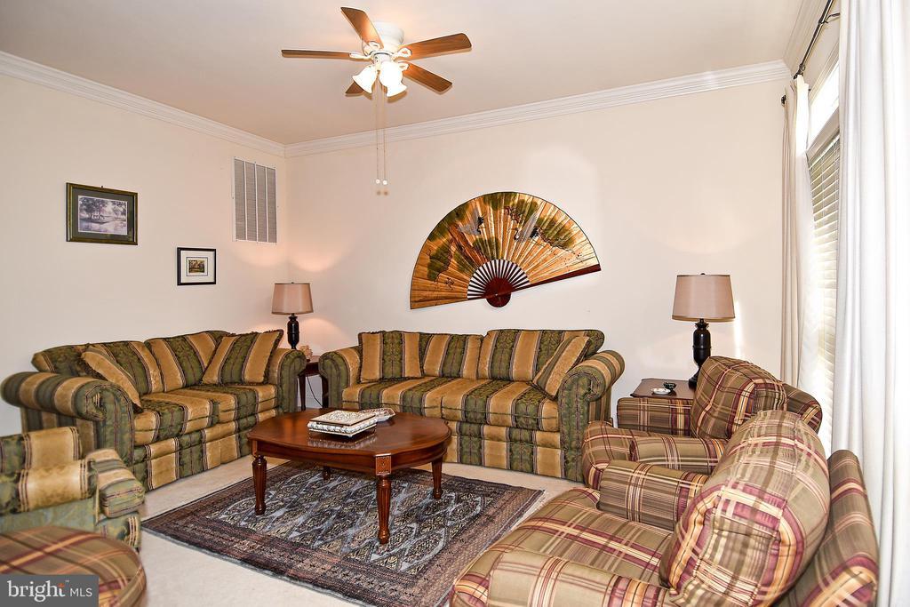 Living Room - 2224 GREAT FALLS ST, FALLS CHURCH