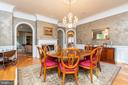 Dining - 9110 DARA LN, GREAT FALLS
