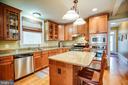 Fully remodeled kitchen - 601 FAUQUIER ST, FREDERICKSBURG