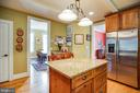 Formal DR off kitchen perfect for entertaining - 601 FAUQUIER ST, FREDERICKSBURG