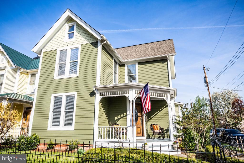 Great location just outside Historic District - 601 FAUQUIER ST, FREDERICKSBURG