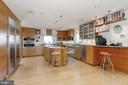 Modern Kitchen - 38950 PIGGOTT BOTTOM RD, HAMILTON