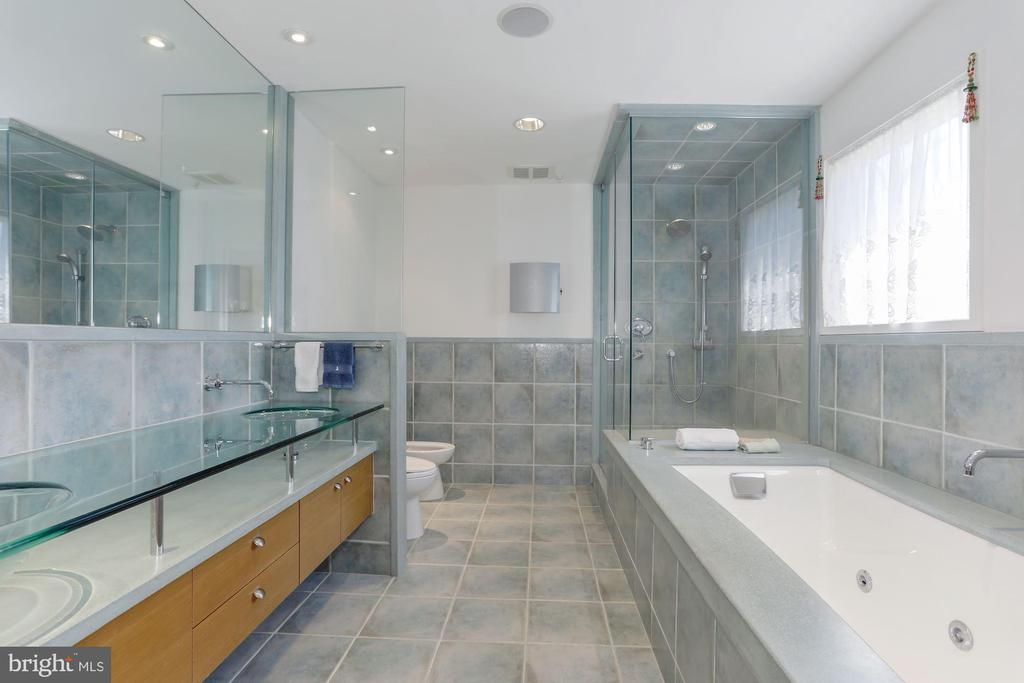 Dreamy Master Bathroom - 38950 PIGGOTT BOTTOM RD, HAMILTON