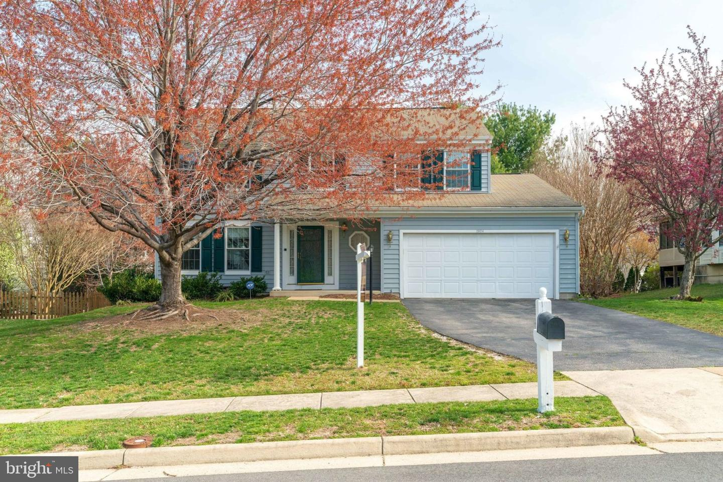 Single Family for Sale at 2824 Pulpit Hill Ct Woodbridge, Virginia 22191 United States