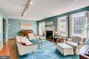 2nd Level Living Room - 2102 MILITARY RD, ARLINGTON