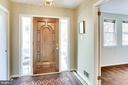 Entry level of home - 2102 MILITARY RD, ARLINGTON
