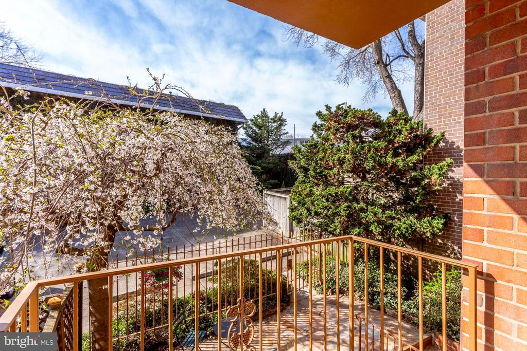 Balcony - 2102 MILITARY RD, ARLINGTON