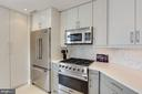 Kitchen - 11990 MARKET ST #1101, RESTON