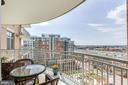 Balcony View - 11990 MARKET ST #1101, RESTON