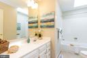 2nd Full Bath - 16612 ACCOLON CT, DUMFRIES